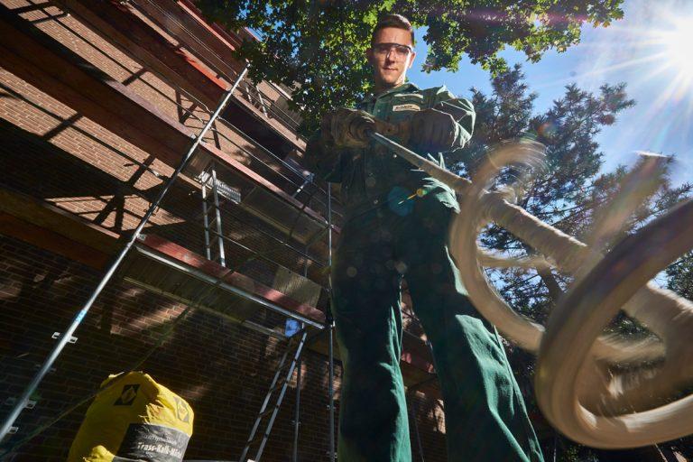 Ausbildung zum Holz- und Bautenschützer (m/w/d)